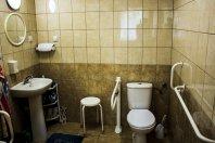 Łazienki przystosowane dopotrzeb osób niepełnosprawnych